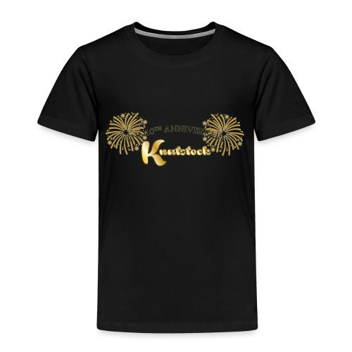 KnutstockAnniversaryLogo Firework - Kinder Premium T-Shirt