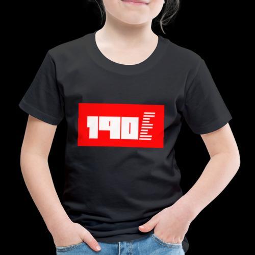 190e - Kinder Premium T-Shirt