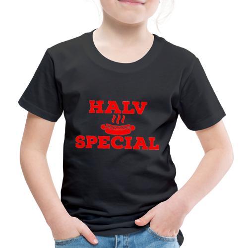 Halv special - Premium-T-shirt barn