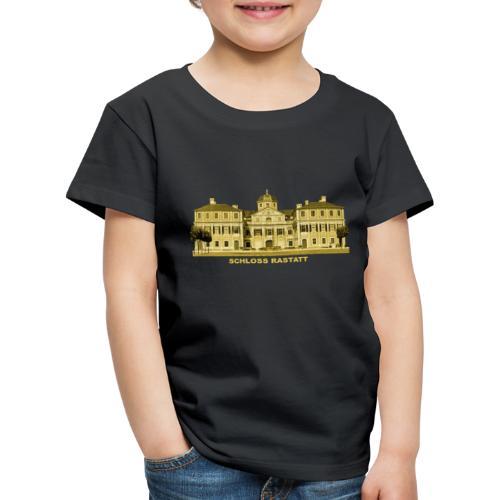 Rastatt Schloss Residenz Barock Baden-Baden - Kinder Premium T-Shirt