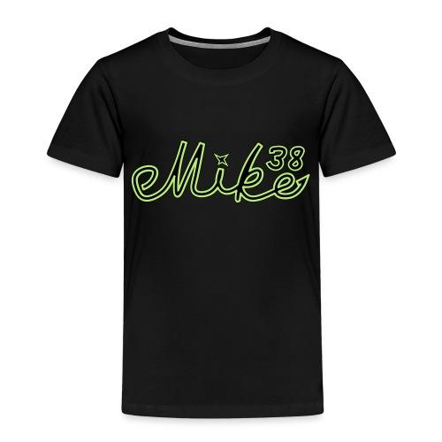 mike38teksti - Lasten premium t-paita