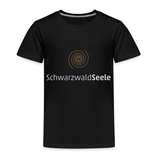 SchwarzwaldSeele Logo we - Kinder Premium T-Shirt