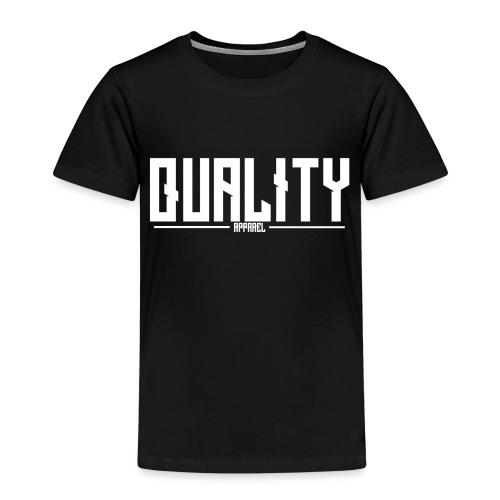 QUalityApprel kids design png - Kids' Premium T-Shirt