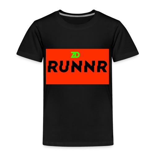 Runnr Shirt - Kids' Premium T-Shirt
