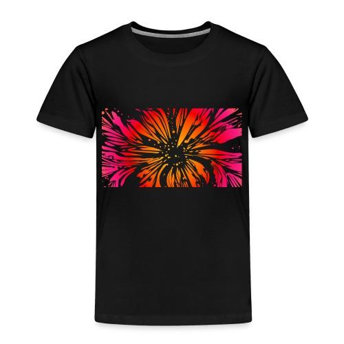 pétales sauvages - T-shirt Premium Enfant
