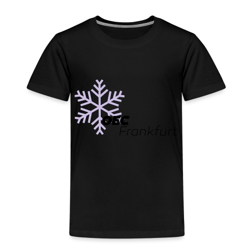 eiskristall shirt klein Farben kann man ändern - Kinder Premium T-Shirt