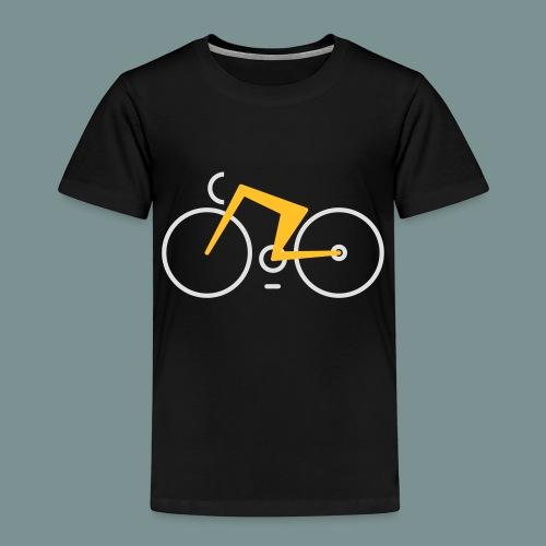 Bikes against cancer - Børne premium T-shirt