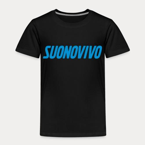 suonovivo_logo solo logo - Maglietta Premium per bambini