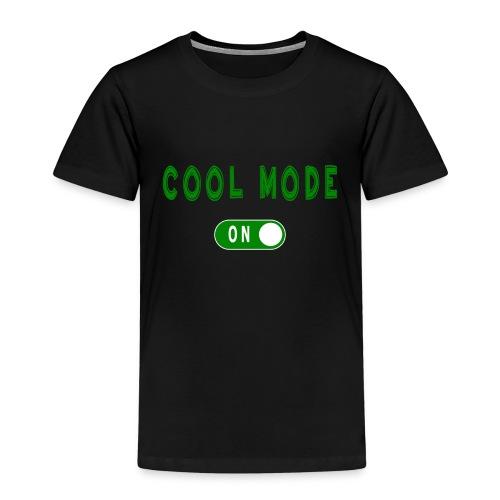 Cool Mode - Lasten premium t-paita
