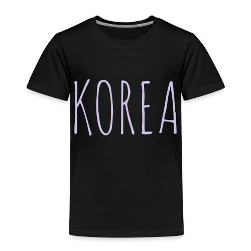 Korea - Limited Edition - Kids' Premium T-Shirt