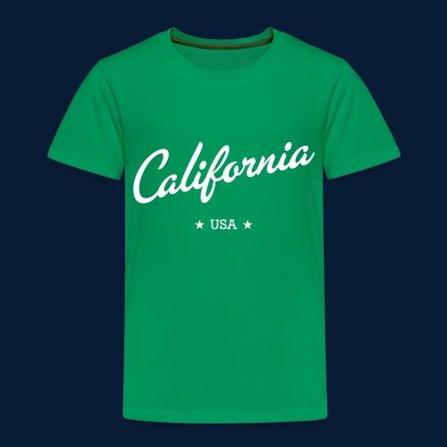 California - Kinder Premium T-Shirt