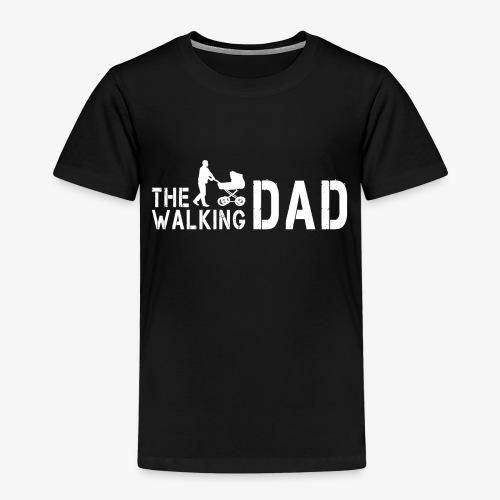 The Walking Dad V1 - Kinder Premium T-Shirt