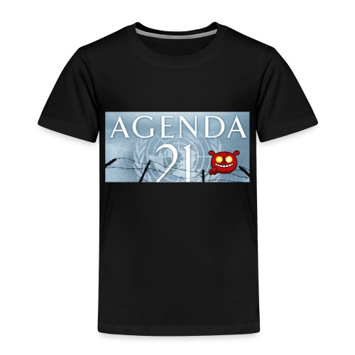 Agenda 21.bad - Kids' Premium T-Shirt