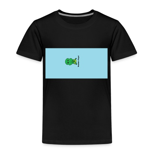 Men's T-Shirt with Turtle Design - Kids' Premium T-Shirt
