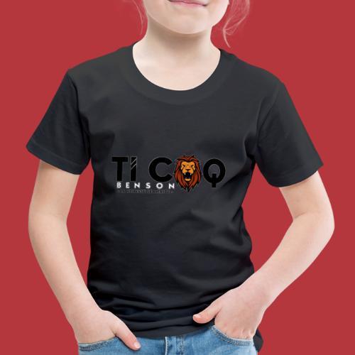 TI Coq Benson - T-shirt Premium Enfant