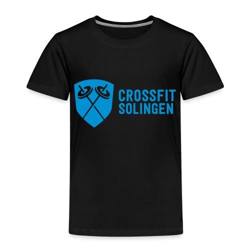 151106 Muetze Logo - Kinder Premium T-Shirt