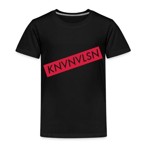 LOGOKNVNVLSN copy - Kinderen Premium T-shirt
