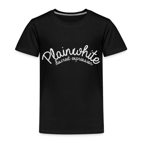Plainwhite Original - Kids' Premium T-Shirt