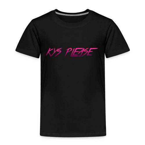 Kys Please - Kids' Premium T-Shirt