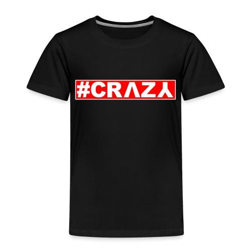 #Crazy V.1 - Freddy Show - Kinder Premium T-Shirt