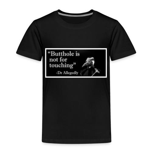 Dr Allegedly's Sage Medical Advice - Kids' Premium T-Shirt