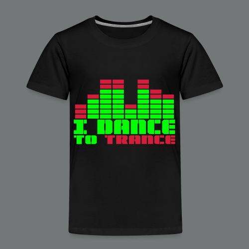 DANCE TO TRANCE - Kids' Premium T-Shirt
