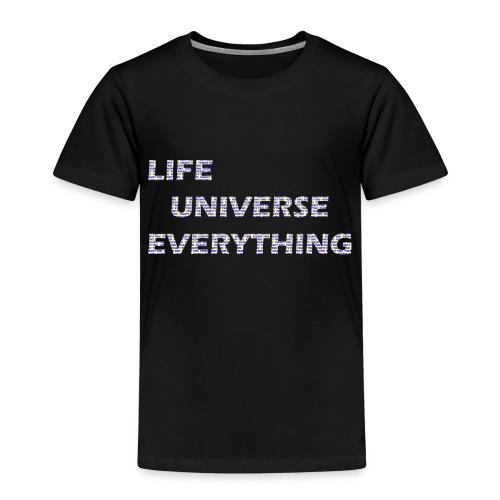 LIFE = 42 - Kids' Premium T-Shirt