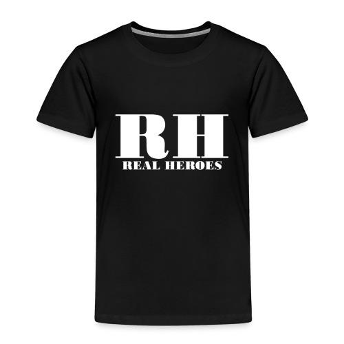 Real Heroes - Børne premium T-shirt