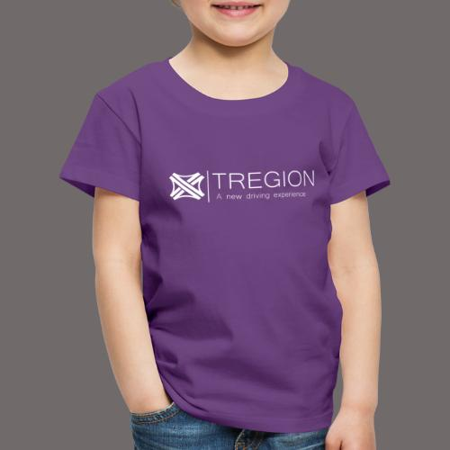Tregion Logo wide - Kids' Premium T-Shirt