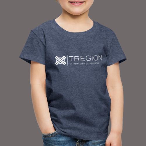 Tregion Logo wide - Kids' Premium T-Shirt