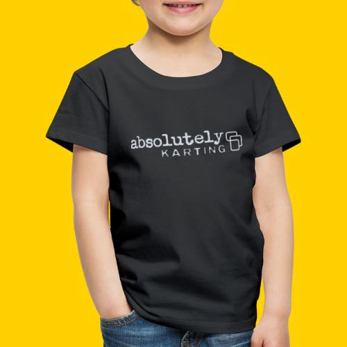 AbsolutelyKarting - Kids' Premium T-Shirt