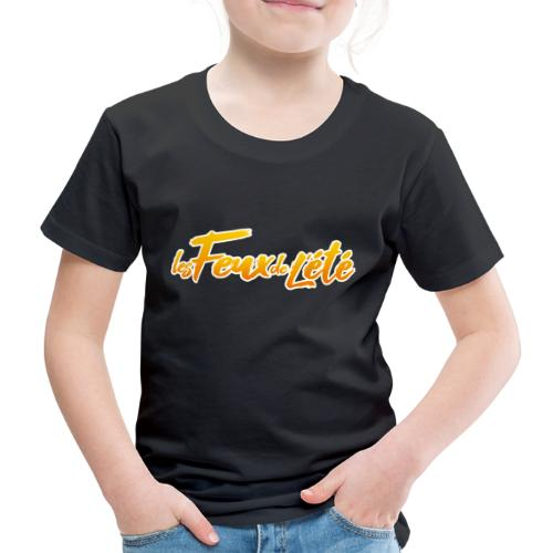 Logo FDE One - T-shirt Premium Enfant