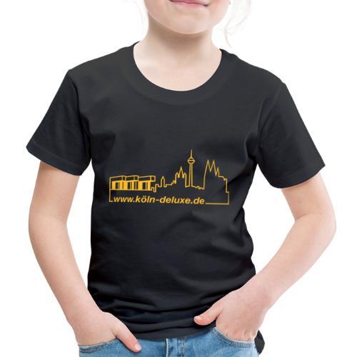 www köln deluxe de Aufkleber - Kinder Premium T-Shirt