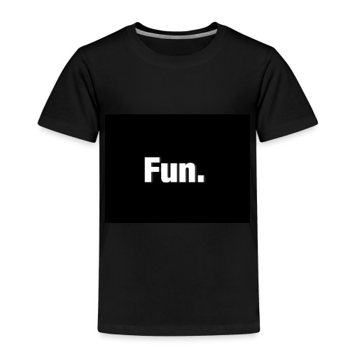 fun - Kinder Premium T-Shirt