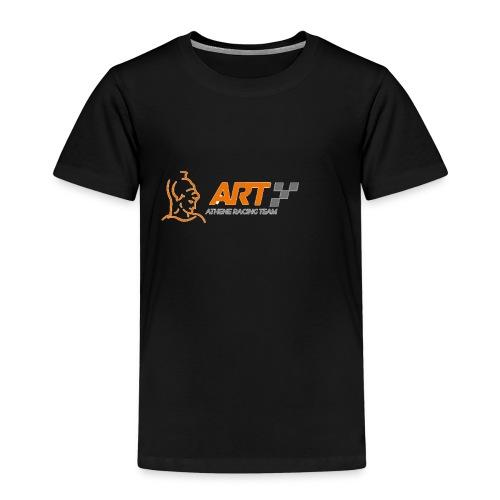 ART Logo klein - Kinder Premium T-Shirt