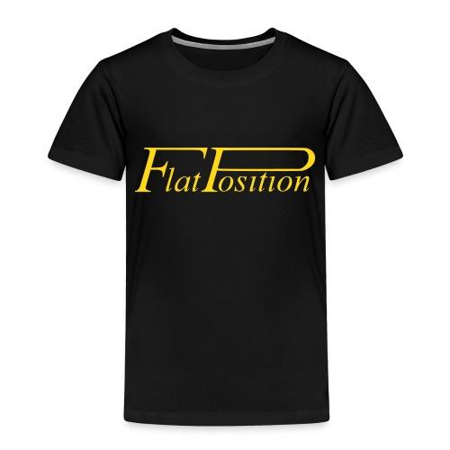 FP Schriftzug klein - Kinder Premium T-Shirt