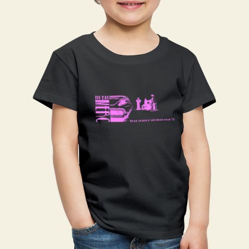 merc pink - Børne premium T-shirt