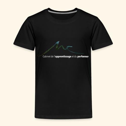 Cabinet de l apprentissage et du performer white - T-shirt Premium Enfant