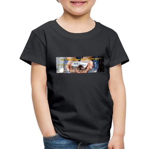 BIW-Cover - Kinderen Premium T-shirt