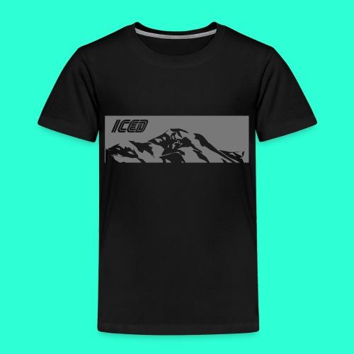 Mountain white - T-shirt Premium Enfant