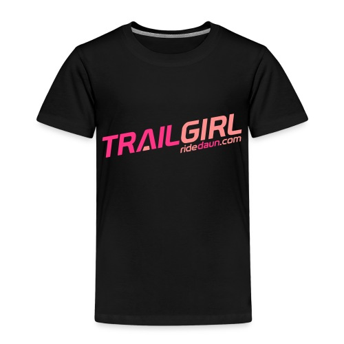Trailgirl - Kinder Premium T-Shirt