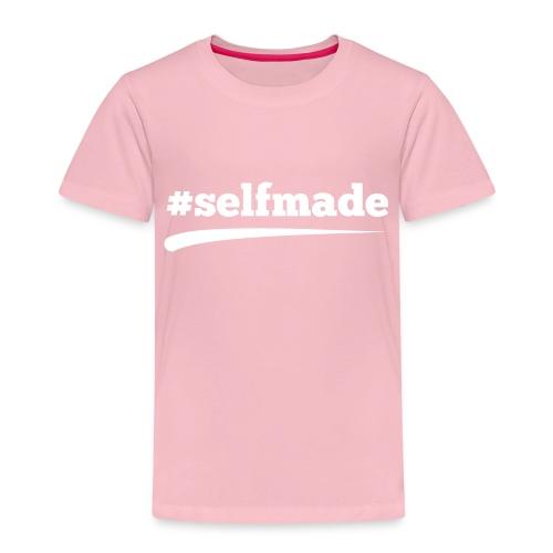 #SELFMADE - Kinder Premium T-Shirt