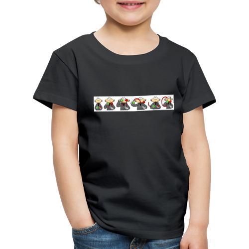 JOKOKO-Übung 02-31 - Kinder Premium T-Shirt