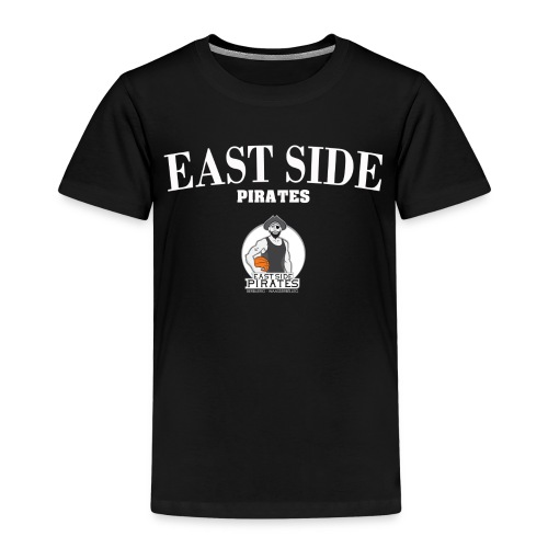 EastSidePirates png - Kinder Premium T-Shirt