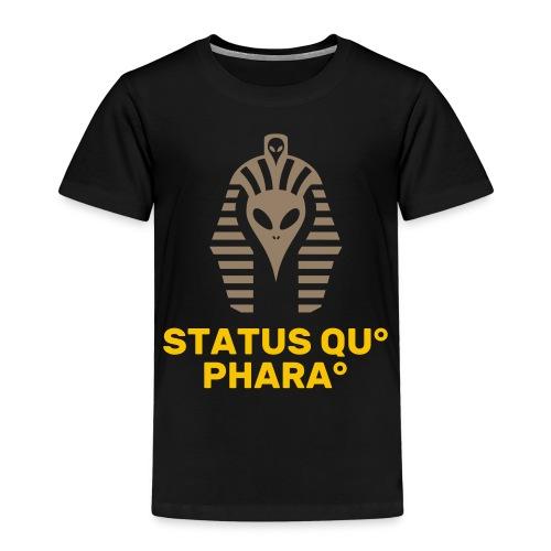 Status Quo Pharao - Kids' Premium T-Shirt