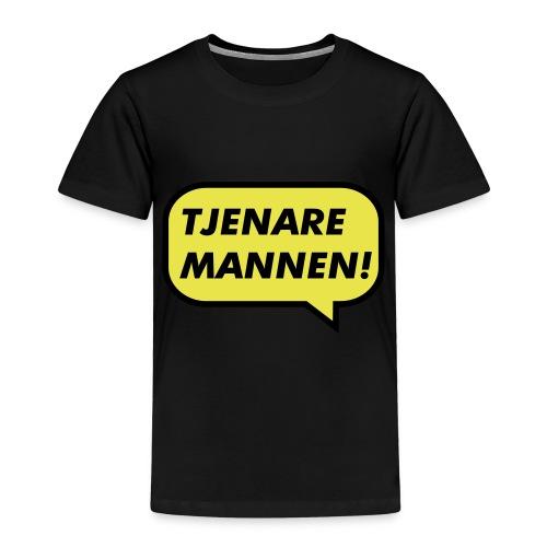 Tjenare Mannen - Premium-T-shirt barn