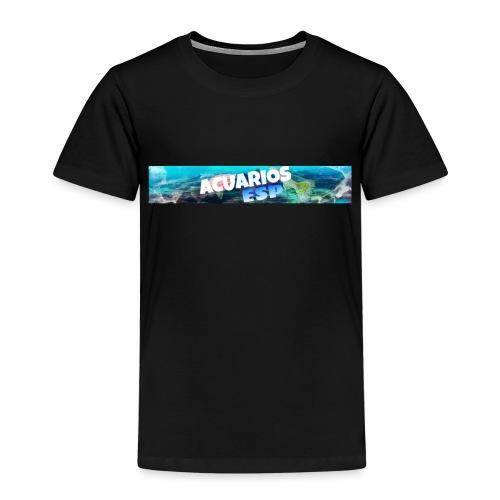Acuarios Esp - Camiseta premium niño