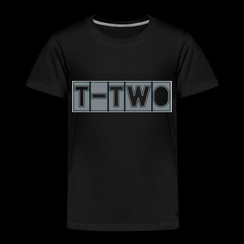 T TWO LOGO - Kinder Premium T-Shirt