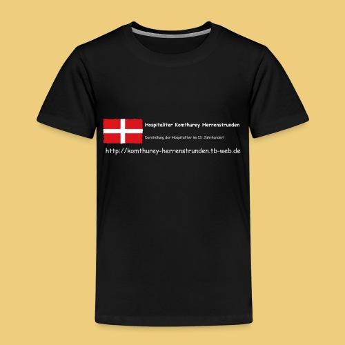 dunkel - Kinder Premium T-Shirt