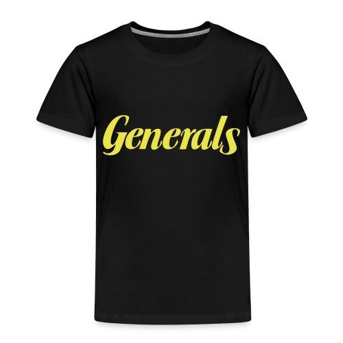 Generals - Kinder Premium T-Shirt